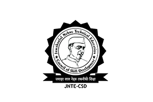jnte university logo