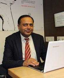 Mr. Dinesh Gupta